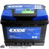 Аккумулятор EXIDE Excell 62Ah 540A 242x175x190 (+-)