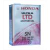 Масло моторное HONDA Ultra LTD-SN 5W-30 4л