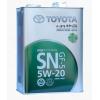 Масло моторное TOYOTA SN/GF-5 5W20 4л