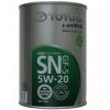 Масло моторное TOYOTA SN/GF-5 5W20 1л