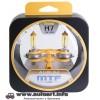 MTF H7 AURUM 55W 12V 3000k (2шт)
