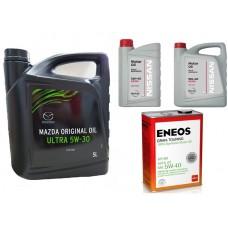 Ребрендинг масла Nissan, Mazda, Eneos