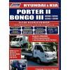 Руководство по ремонту и эксплуатации Hyundai Porter II