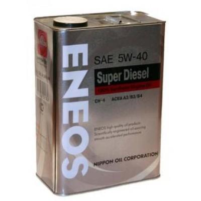 ENEOS DIESEL 5W40 0.94л синтетика