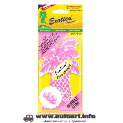 Ароматизатор подвесной Bubble gum