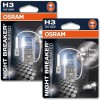 OSRAM H3 Night Breaker Unlimited +110%