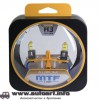 MTF AURUM H3 12V 55W (2шт)